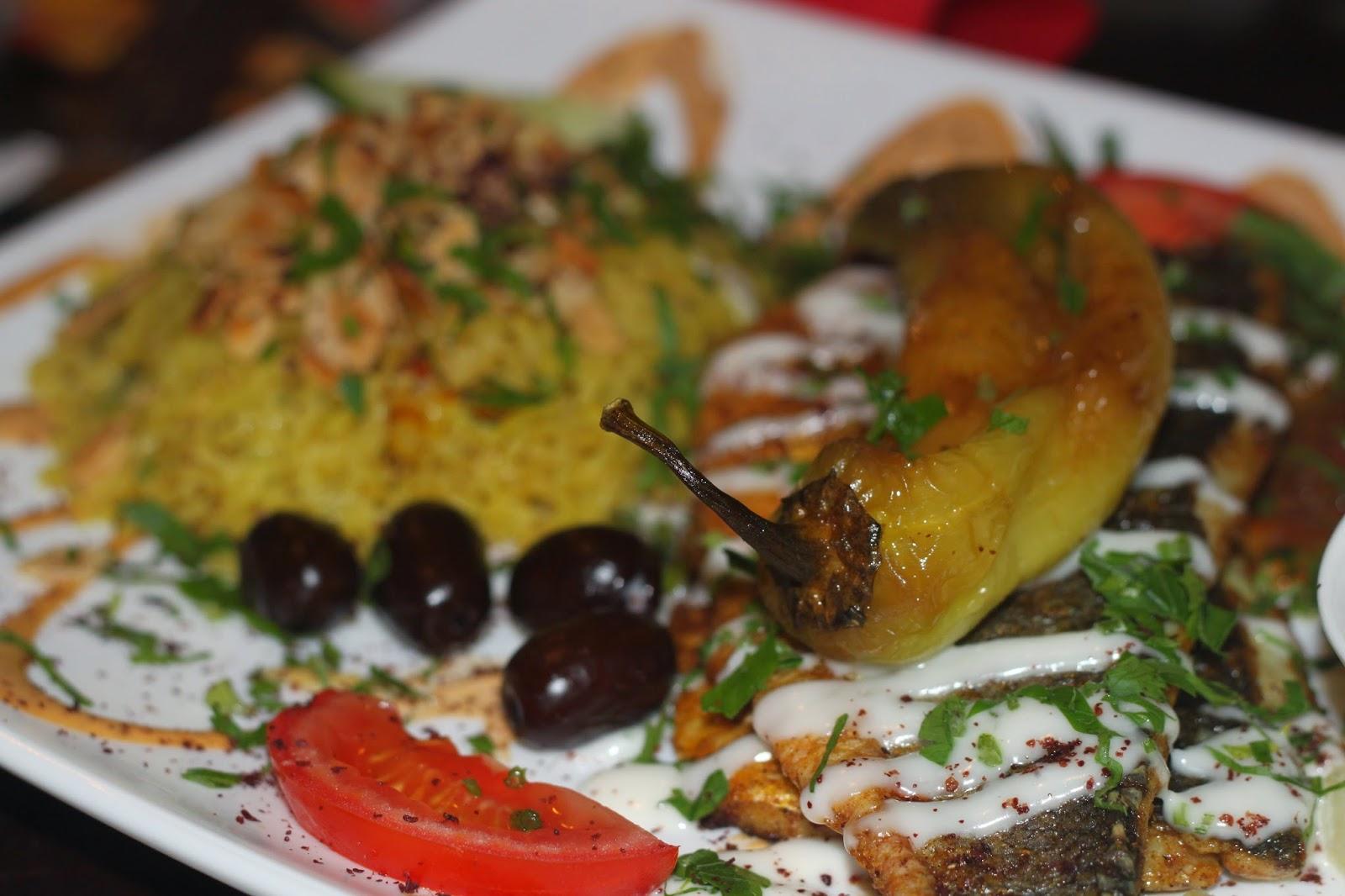 Marrakesh Restaurant Nottingham