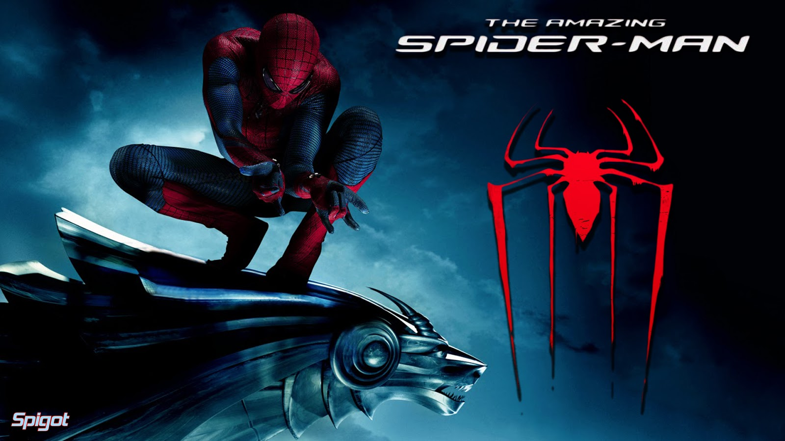 Amazing Spiderman Wallpaper HD Mobile