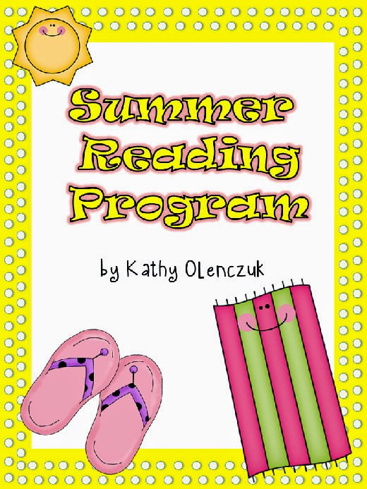 http://www.teacherspayteachers.com/Product/Summer-Reading-Program-709716