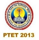 Rajsthan PTET 2013
