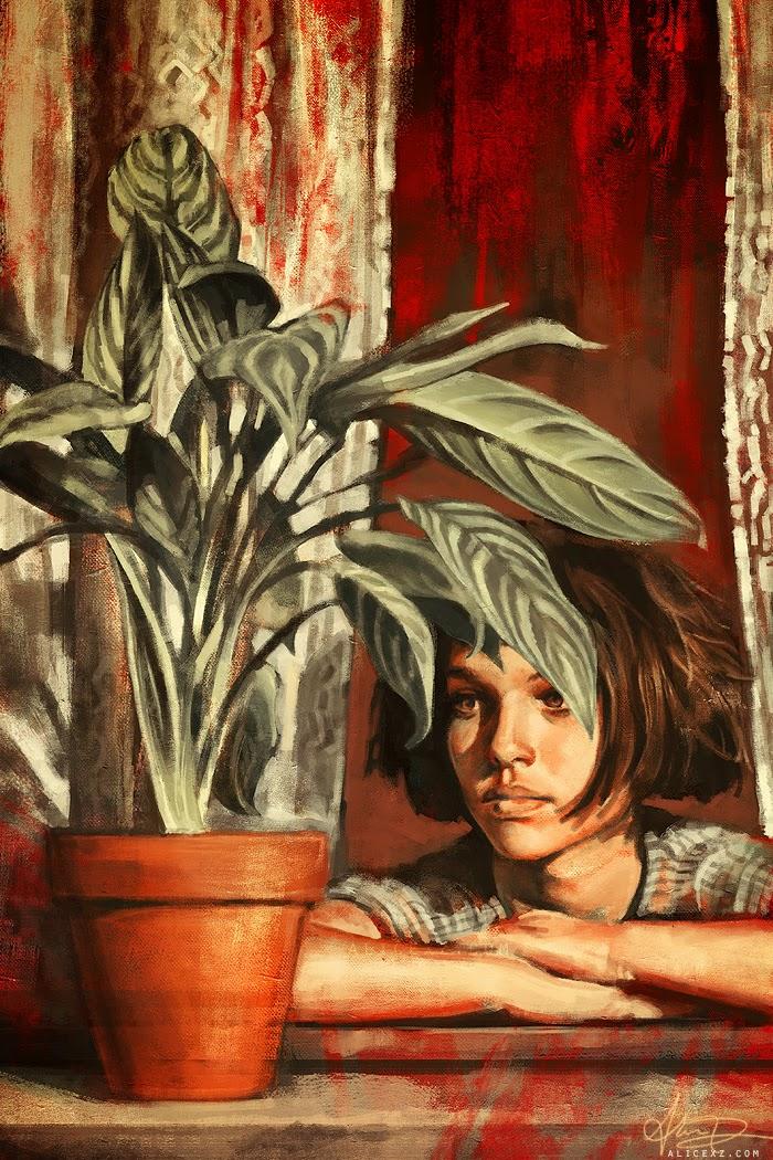 Alice X. Zhang's artwork