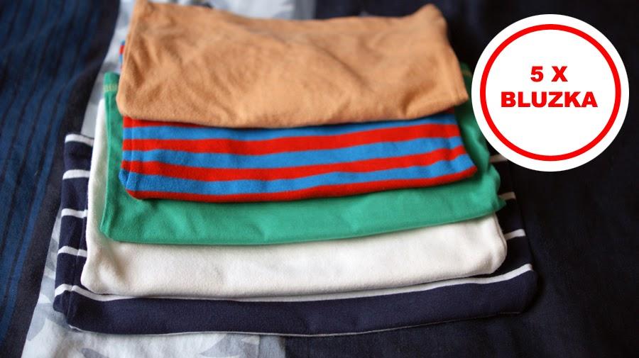 bluzki dla chłopca