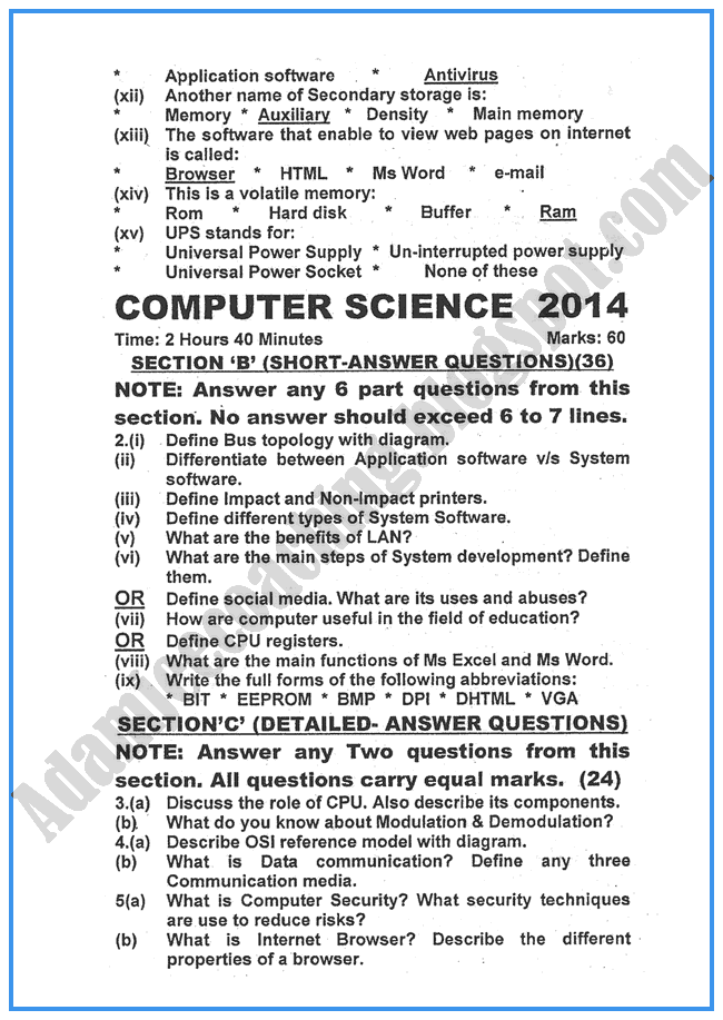 best computer science essays Looking for free examples of computer science essays or research papers you are in the right place get inspired and write your own need professional help writing your computer science.