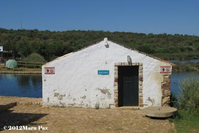Portuguese watermill