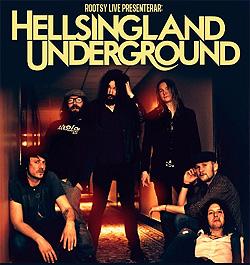 Conciertos de Hellsingland Underground en septiembre