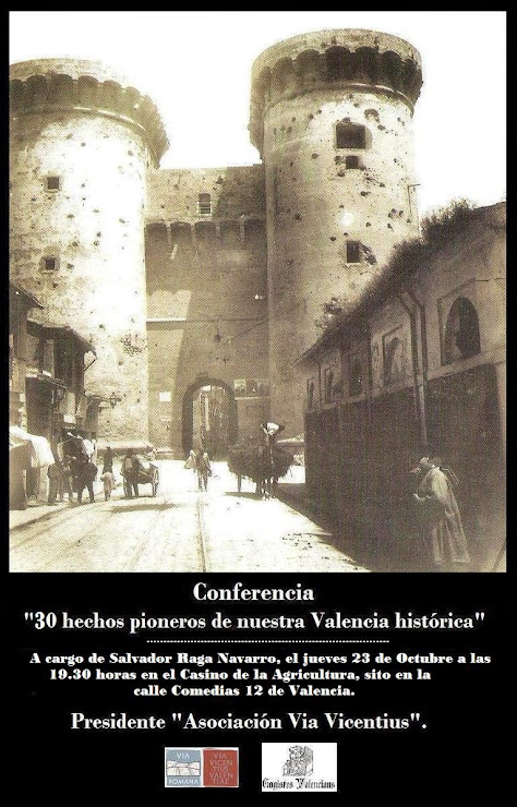 CONFERENCIA EN VALENCIA