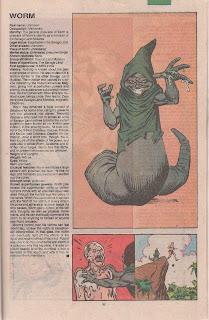 Gusano (ficha marvel comics)