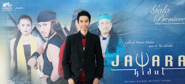 Film Jawara Kidul Bakal Diputar di Festival Tanjung Lesung 2015