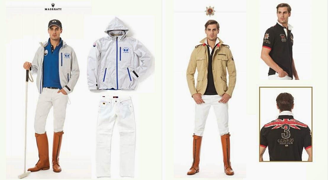 La Martina Spring Summer 2015, polo attire, England Guard Uniform, La Martina, Royal Box, Maserati, Alfonsina Bag