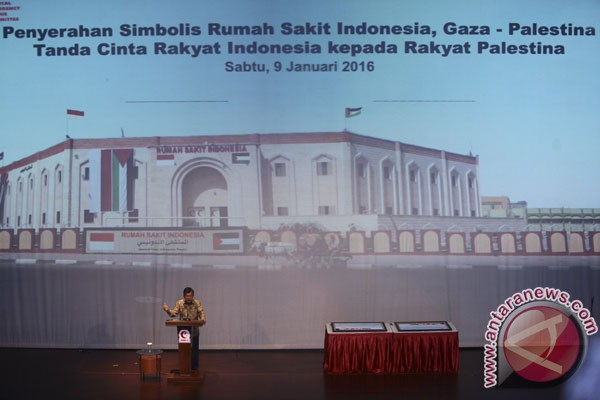 Rumah Sakit Indonesia pererat hubungan RI-Palestina