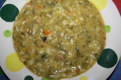 minestrone alla genovese ricetta