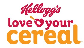 Kellogg's Love Your Cereal logo