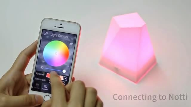 Smart Light by Witti Inc