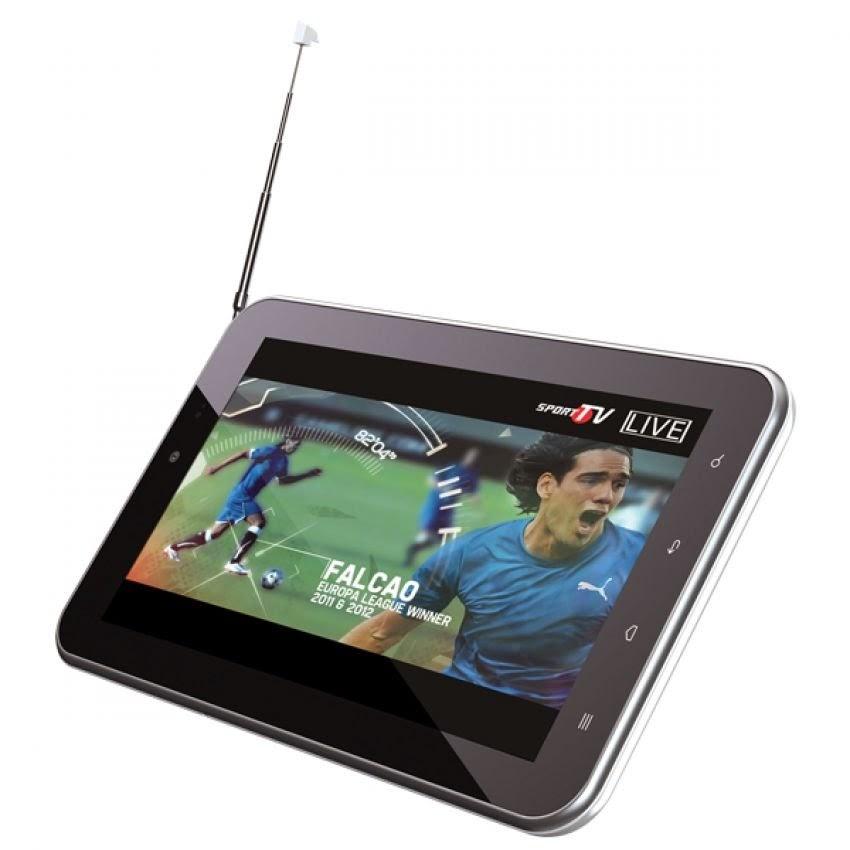 Harga Dan Spesifikasi Cyrus TVPad Slim 3G Terbaru, Kapasitas Battery 5000 mAh