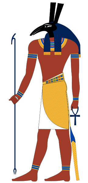 Seth Egyptian God