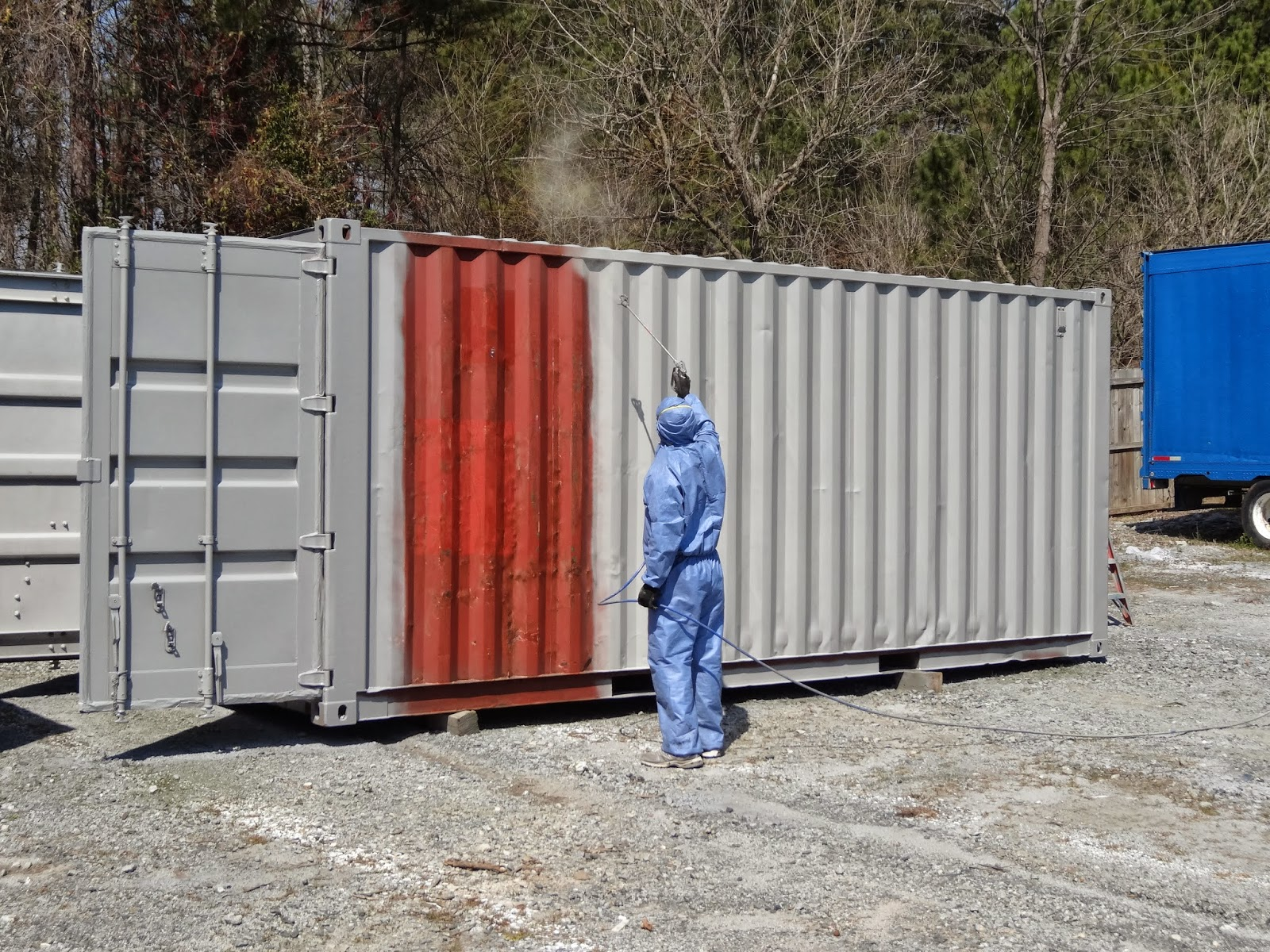 Used Shipping Containers 1600 x 1200