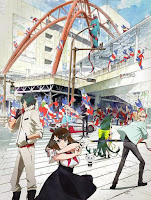 Gatchaman Crowds Insight 1 sub espa�ol online