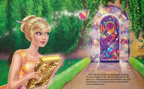 Cartoons Videos: Watch Barbie And The Secret Door 2014 ...