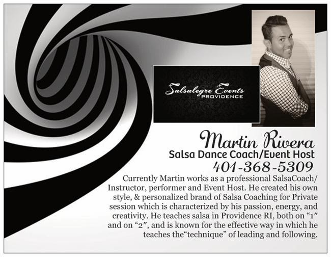 Salsa Coaching with Martin Rivera