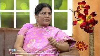 Virundhinar Pakkam – Sun TV Show 11-07-2014 Dr. Jamuna Udayaraja, Dental Expert