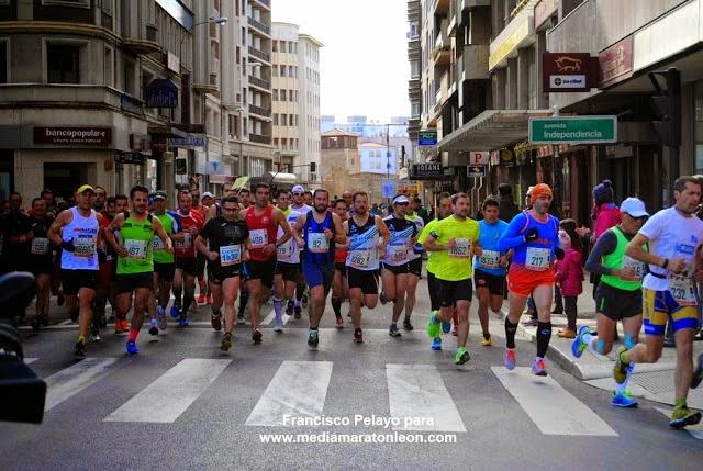 Videos media maraton Leon