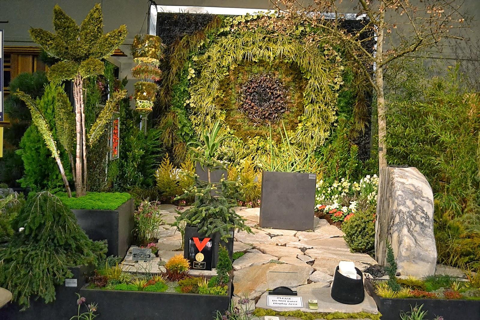 The Outlaw Gardener: Northwest Flower and Garden Show - More of ...