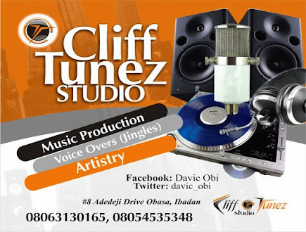 Cliff Tunez Studio