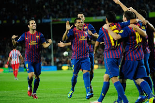 Ranking mundial de Clubes Octubre 2011