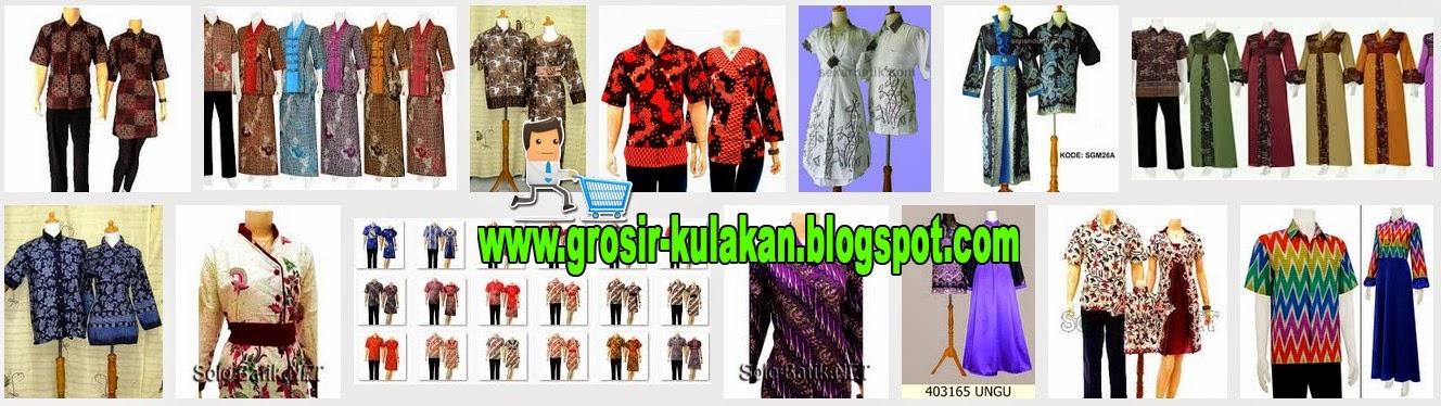 Grosir Batik Solo