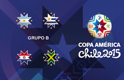 Grupo B Copa América Chile 2015