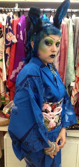 Halloween Geisha Costume