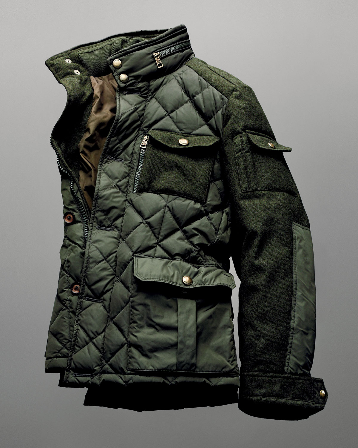 moto mucci merch moncler rodriguez field jacket. Black Bedroom Furniture Sets. Home Design Ideas