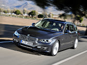 BMW 3-Series bmw series touring front angle