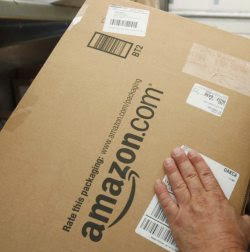 amazon pacco perso