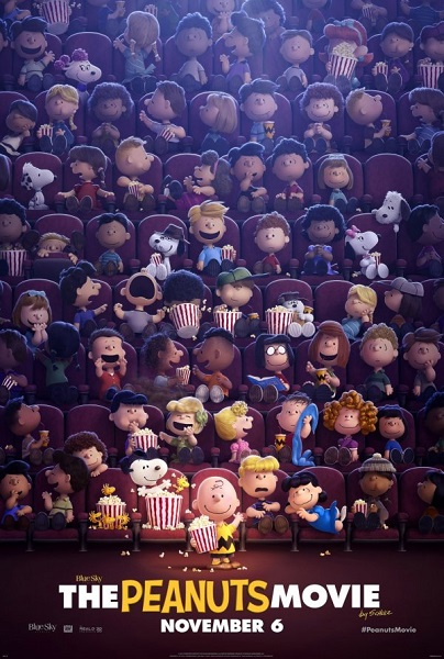 Film The Peanuts Movie 2015