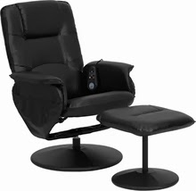 Flash Furniture Reclining Massage Chair