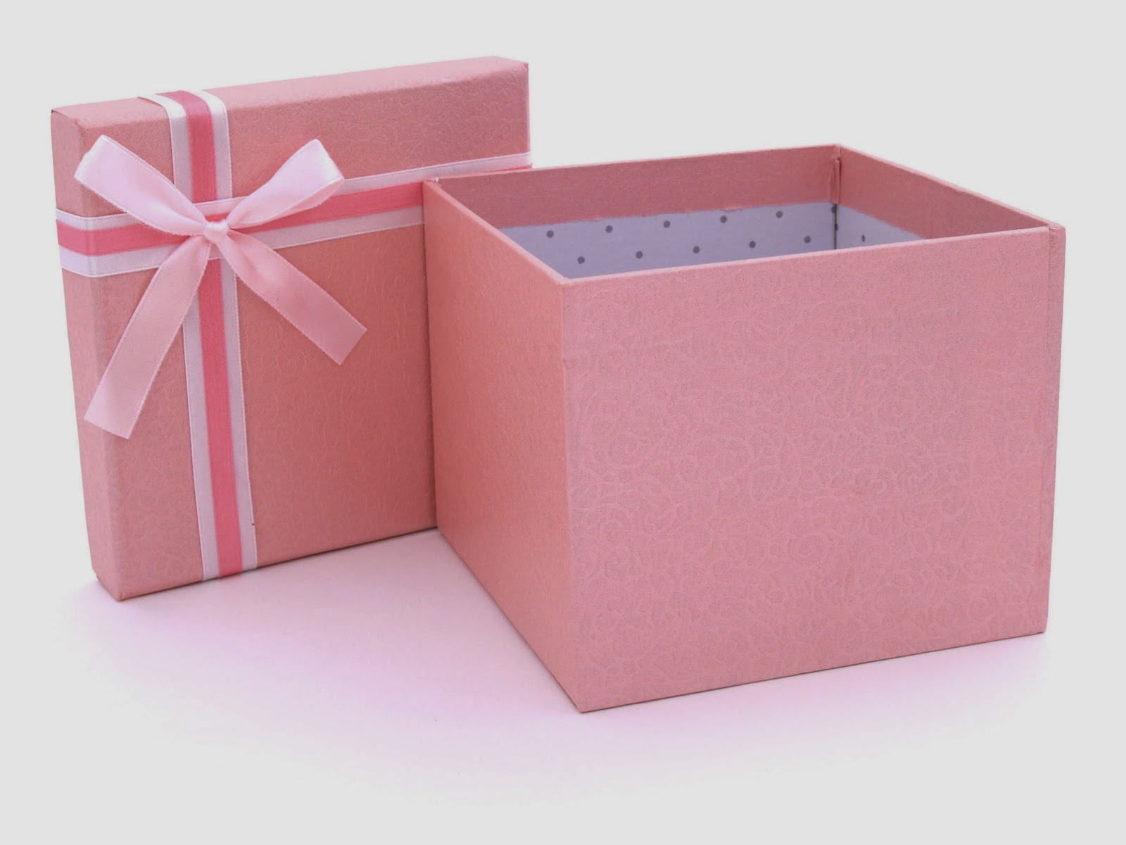 Gift box - Source: Wikimedia Commons