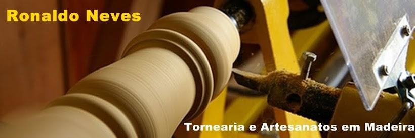 Tornearia e Artesanatos em Madeira