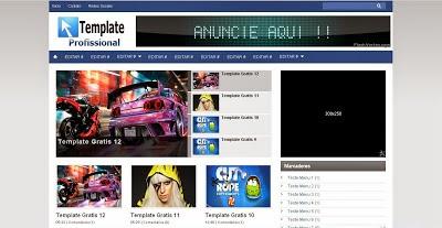 comprar novo layout pro seu blog com design profissional
