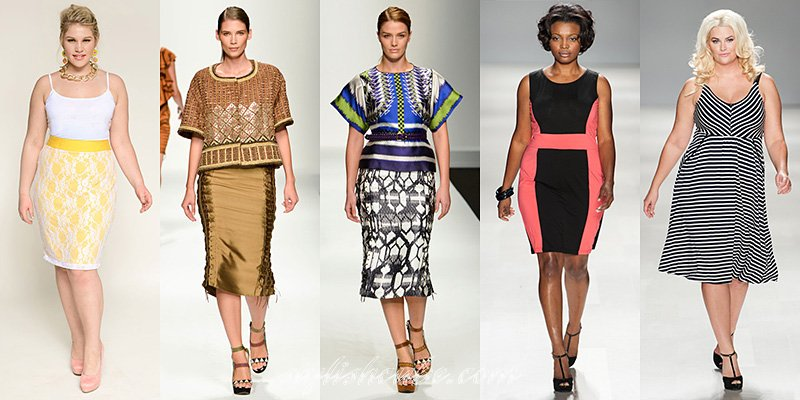 Spring Summer 2013 Plus Size Fashion Trends For Women