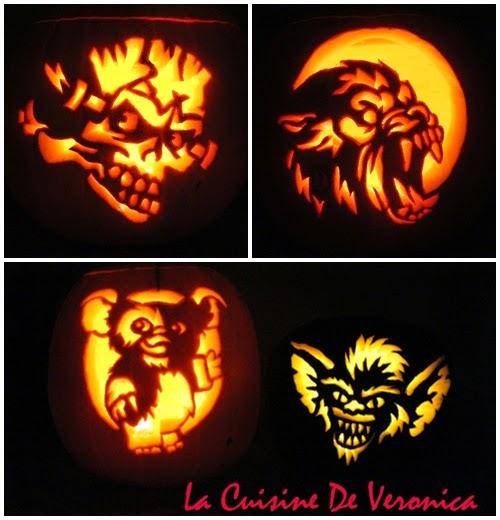 La Cuisine De Veronica Pumpkin Carving