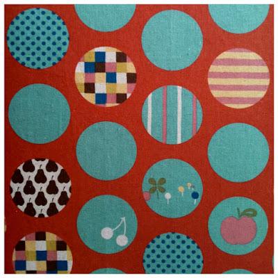 MoMo's Avant Garden Dot Spot fabric for Moda