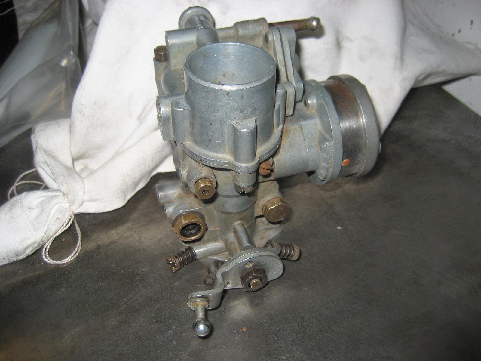 carburateur solex 22 ibct