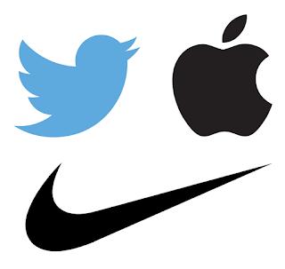 Contoh gambar logogram