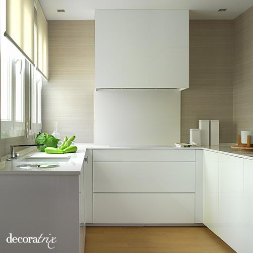 Estudi d 39 arquitectura gm4 la cuina - Frente cocina ...
