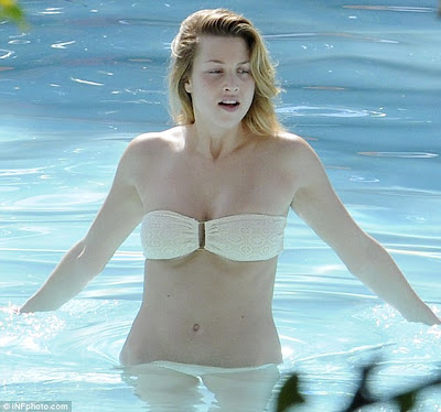Looking good! While still super slim, the reality star appears to have