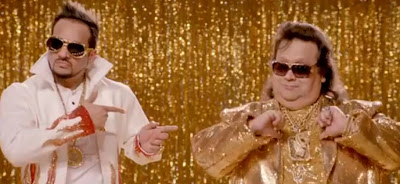 The Holi War Video Song - Jazzy B and Bappi Lahiri