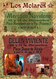Los Molares (Sevilla) - Belén Viviente 2014