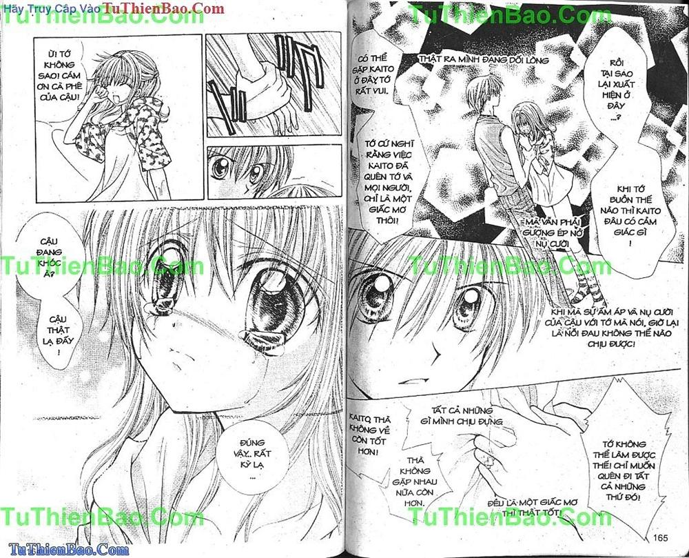 Viên Ngọc Nàng Tiên Cá Chapter 5 - Trang 81
