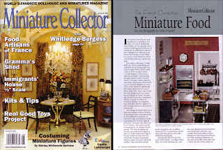 Miniature Collector: - August 2011